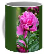 Close Up Flower Blooming Coffee Mug