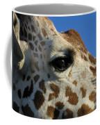 The Giraffe's Eye Coffee Mug