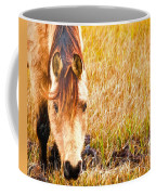 Close Up In The Marsh Coffee Mug