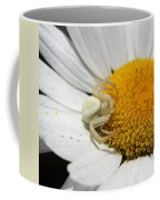 Close-up Of Crab Spider Coffee Mug