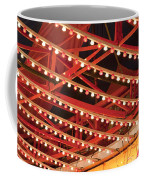 Close Up Of Multi Colored Lights Coffee Mug