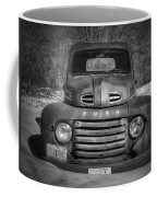 Close Up Of The Old Timer Coffee Mug