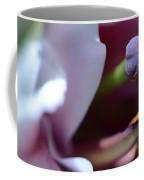 Close Up On A Lily Coffee Mug