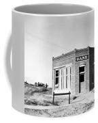 Closed Bank, 1936 Coffee Mug