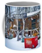 Closed For The Season Coffee Mug