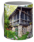 Closer View Of The Cabin Coffee Mug