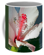 Flight Of A Bee  Coffee Mug