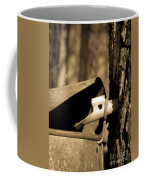 Closeup Of A Maple Tap Coffee Mug