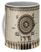 Closeup Of Assisi Cathedral Coffee Mug