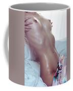 Closeup Of Wet Sexy Woman Body Coffee Mug
