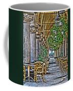 Cloth Hall Cafe In Krakow Coffee Mug