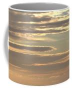 Cloud Abstract II Coffee Mug