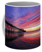 Cloud Color Waves Coffee Mug