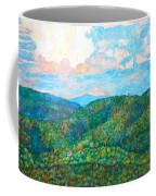 Cloud Dance On The Blue Ridge Coffee Mug