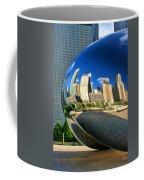 Cloud Gate Bean Coffee Mug