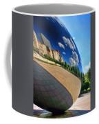 Cloud Gate Teardrop Coffee Mug