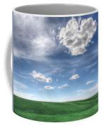 Cloud Heart Coffee Mug