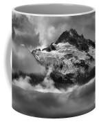 Cloud Layers Over Tantalus Coffee Mug
