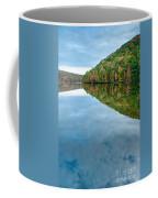 Lake - Cloud Mirror Coffee Mug