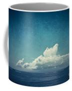 Cloud Over Island Coffee Mug