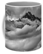Cloud Rush Over Tantalus Coffee Mug