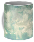 Cloud Series 1 Of 6 Coffee Mug by Brett Pfister