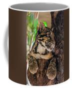 Clouded Leopard 2 Coffee Mug