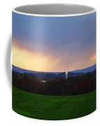 Clouded Sunset 2 Coffee Mug