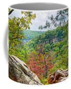 Cloudland Canyon State Park Georgia Coffee Mug