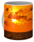 Clouds And Sun Play  Coffee Mug