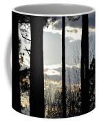 Clouds At Dusk Coffee Mug