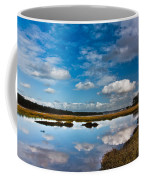 Clouds Flying Clouds Floating Coffee Mug