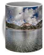 Clouds Form Over Lake Helen Coffee Mug
