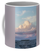 Clouds Glow In The Sky During Sunset Coffee Mug