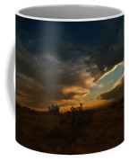 Clouds In New Mexico Coffee Mug
