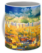 Clouds In The City Coffee Mug