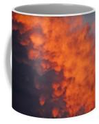 Clouds Of Fire Coffee Mug