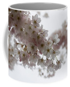 Clouds Of Soft Pink Blossoms - A Tribute To Spring Coffee Mug