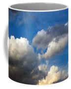 Clouds Of Today Coffee Mug
