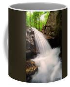 Clouds On The Creek Coffee Mug