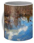 Clouds On Water Coffee Mug