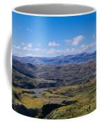 Clouds Over A Mountain Range, Torres Coffee Mug