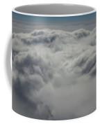 Clouds Over California Coffee Mug