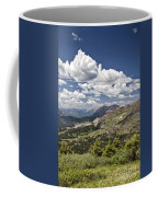 Clouds Over Crested Butte Coffee Mug