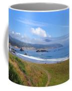 Clouds Over Humbug Mountain Coffee Mug