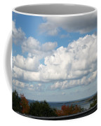 Clouds Over Lake Michigan Coffee Mug