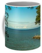 Clouds Over Lake Ontario Coffee Mug
