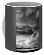 Clouds Over Loch Laich Coffee Mug