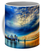 Clouds Over Louisville Coffee Mug