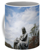 Clouds Over Mother And Twins Coffee Mug